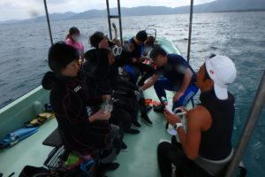 石垣島,体験ダイビング